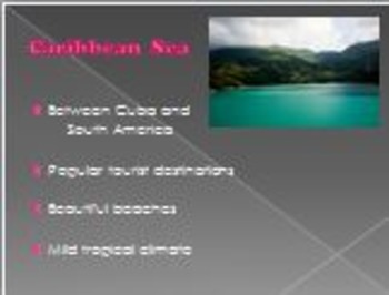 Physical Features of Latin America Power Point Presentation