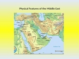 Physical Features of the Middle East