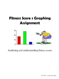 Physical Fitness Scores Graphing Assignment
