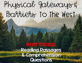 Physical Gateways and Barrier Reading Passages: Leveled Texts for SS Integration