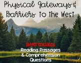 Physical Gateways and Barrier Reading Passages: Leveled Te