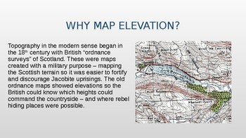 Physical Geography 3/12: Topography