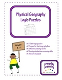 Physical Geography Logic Puzzles