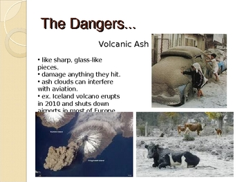 Physical Geography: Natural Disasters - Volcano