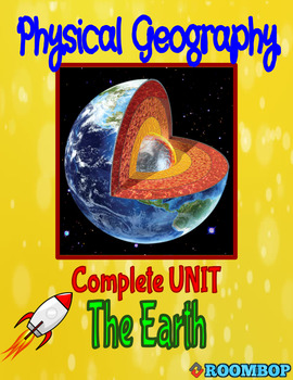 Physical Geography Unit 1 - The Earth