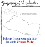 Physical Geography of El Salvador