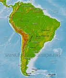 Physical Geography of Latin America Bundle