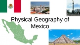 Physical Geography of Mexico