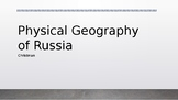 Physical Geography of Russia