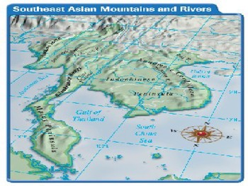 Physical Geography  of Southeast Asia, Oceania, and Antarctica