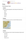 Physical Geography of Spain