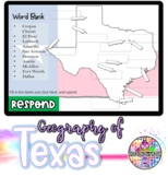 Physical Geography of Texas