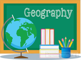Physical Geography of the US- PowerPoint presentation, int