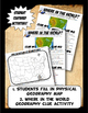 Physical Geography of the United States Bundle- Updated with New Choices!