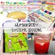 Physical, Human Body, Environment Science Unit of Hands on Inquiry Activities