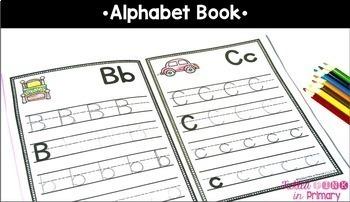 Physical Phonics - Alphabet Movement Cards & Videos