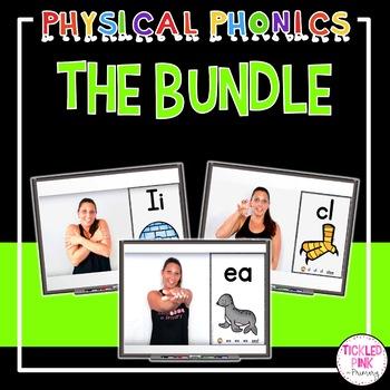 Physical Phonics BUNDLE