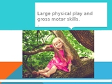 Physical Play and Gross Motor Skills Workshop for Parents