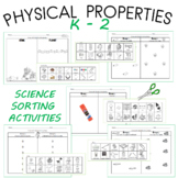 Sorting by Physical Properties