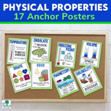 Physical Properties of Matter Anchor Posters