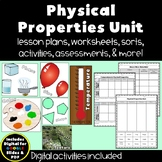 Physical Properties {Digital & PDF Included}