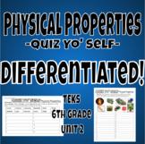 Physical Properties Quiz Yo' Self