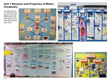 Middle School Chemistry - Physical Properties and States of Matter (NGSS)