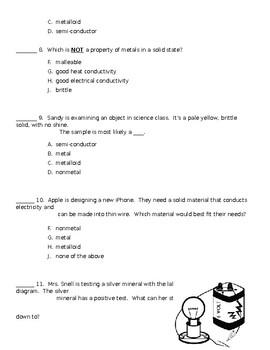 Physical Properties of Matter 2