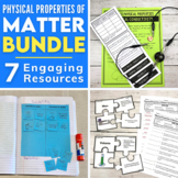 Physical Properties of Matter Activities Bundle