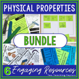 Physical Properties of Matter Activities Bundle