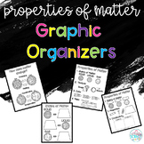 Physical Properties of Matter Notes and Graphic Organizers-Science Volume 1