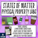 Physical Property Lab with States of Matter