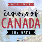 ONTARIO SOCIAL STUDIES: Physical Regions of Canada Game