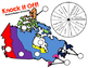 Physical Regions of Canada Games and Activities