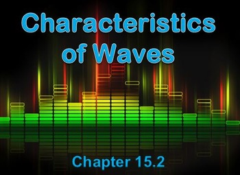Physical Science: 15.2 Characteristics of Waves