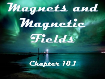 Physical Science: 18.1 Magnets and Magnetic Fields