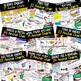 Physical Science Anchor Charts BUNDLE 185 Charts (Physical