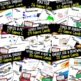 Physical Science Game Cards BUNDLE 244 (Physical Science BUNDLE)