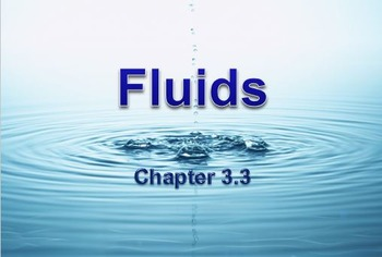 Physical Science: 3.3 Fluids
