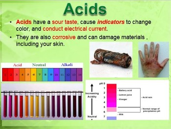 Physical Science: 9.1 Acids, Bases, and pH
