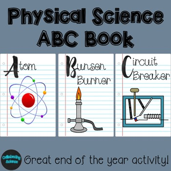 Physical Science ABC Book Project