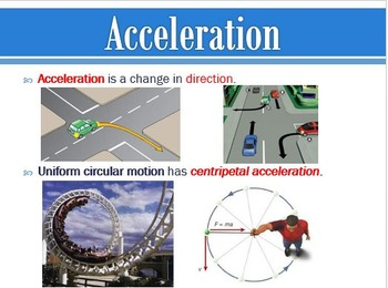 Physical Science: 11.2 Acceleration