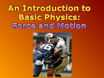 Physical Science: An Introduction to Basic Physics Concepts