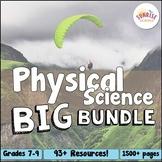 Physical Science BIG Bundle