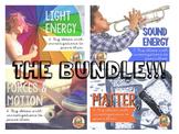 Physical Science Big Ideas BUNDLE: Light, Sound, Forces, & Matter