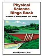 Physical Science Bingo Book