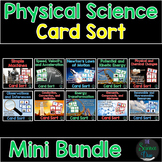 Physical Science Card Sort Bundle