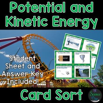 Physical Science Card Sort Bundle