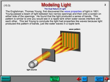 Physical Science Chapter 10: Electromagnetic Radiation