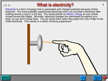 Physical Science Chapter 11: Electricity